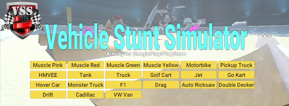 Vehicle Stunt Simulator demo file - Unity - Indie DB