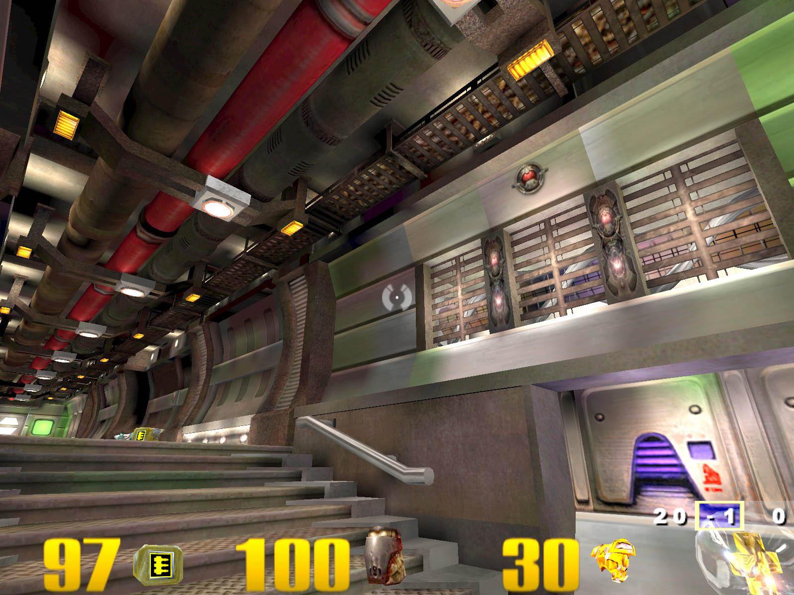 Quake 3 Arena image - id Tech 3 - Indie DB