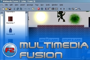Multimedia Fusion engine - Indie DB
