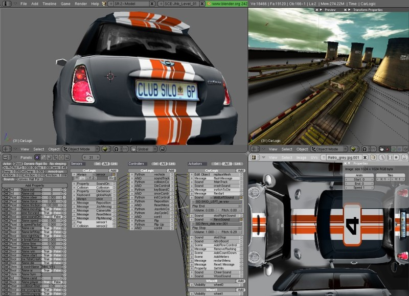 3d video game making software free download. Open-source video.