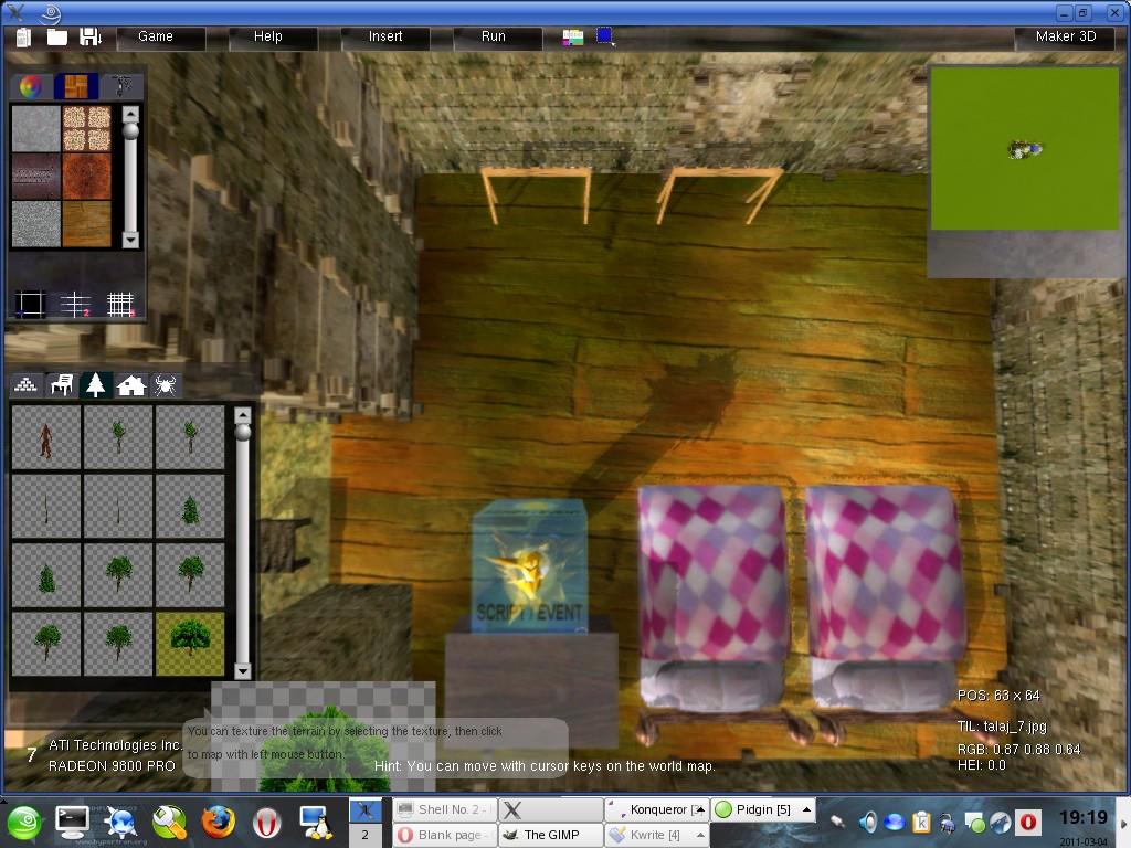 Maker3d engine indie db baditri Gallery