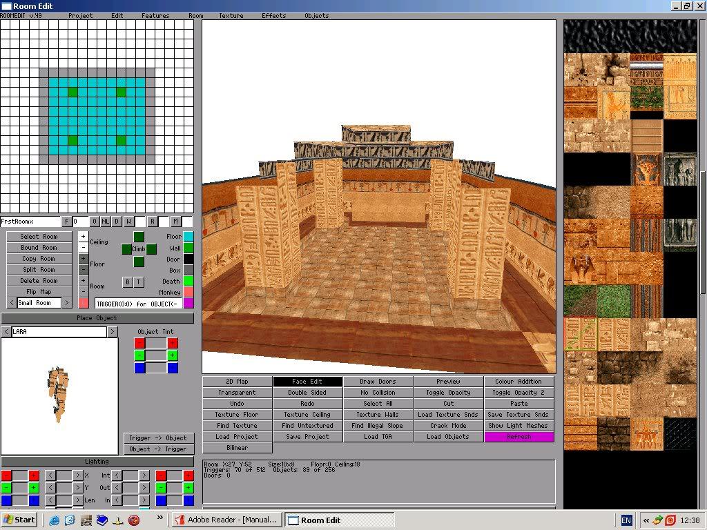 level editer