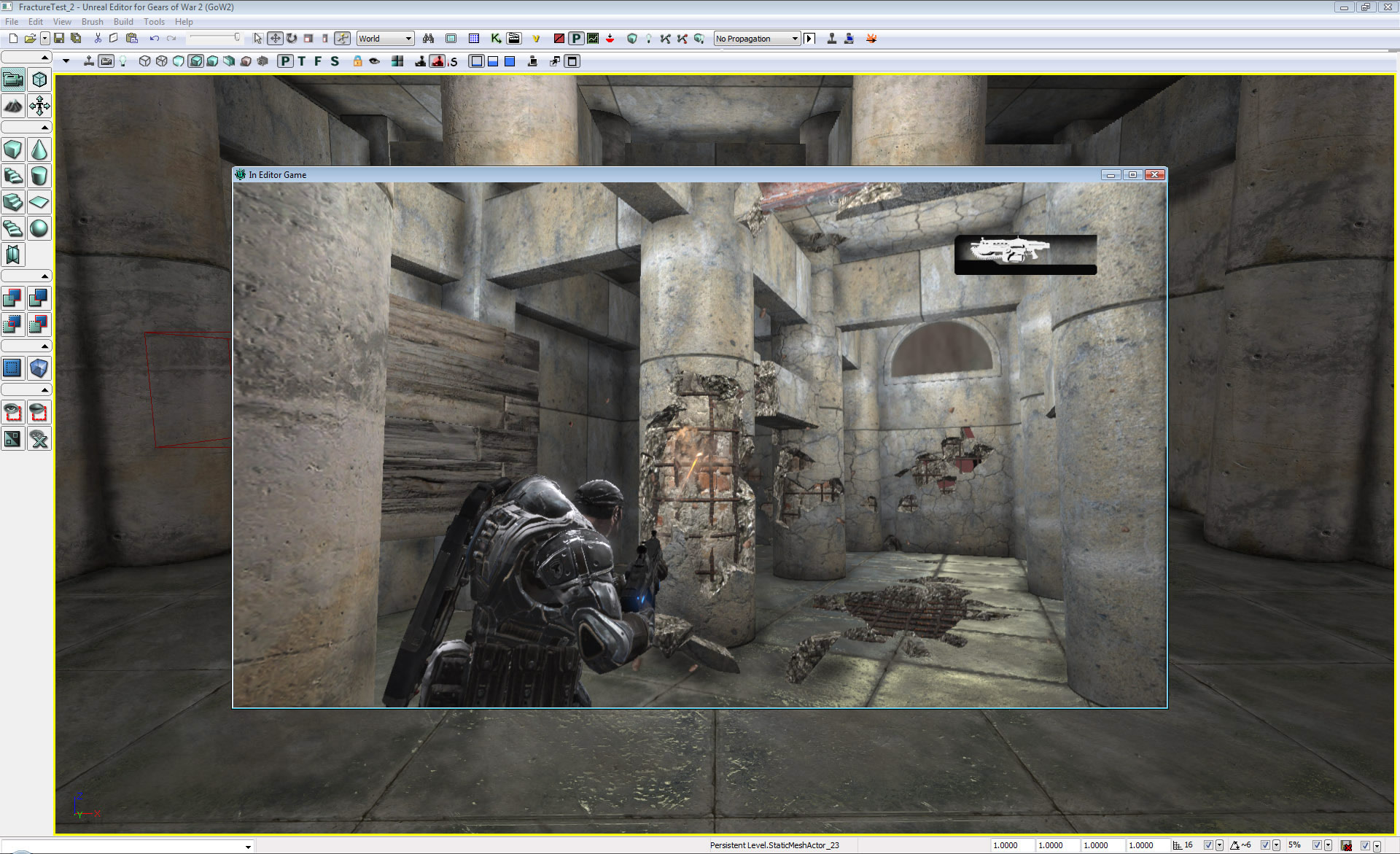 Destructible Environments image - Unreal Engine 3 - Indie DB