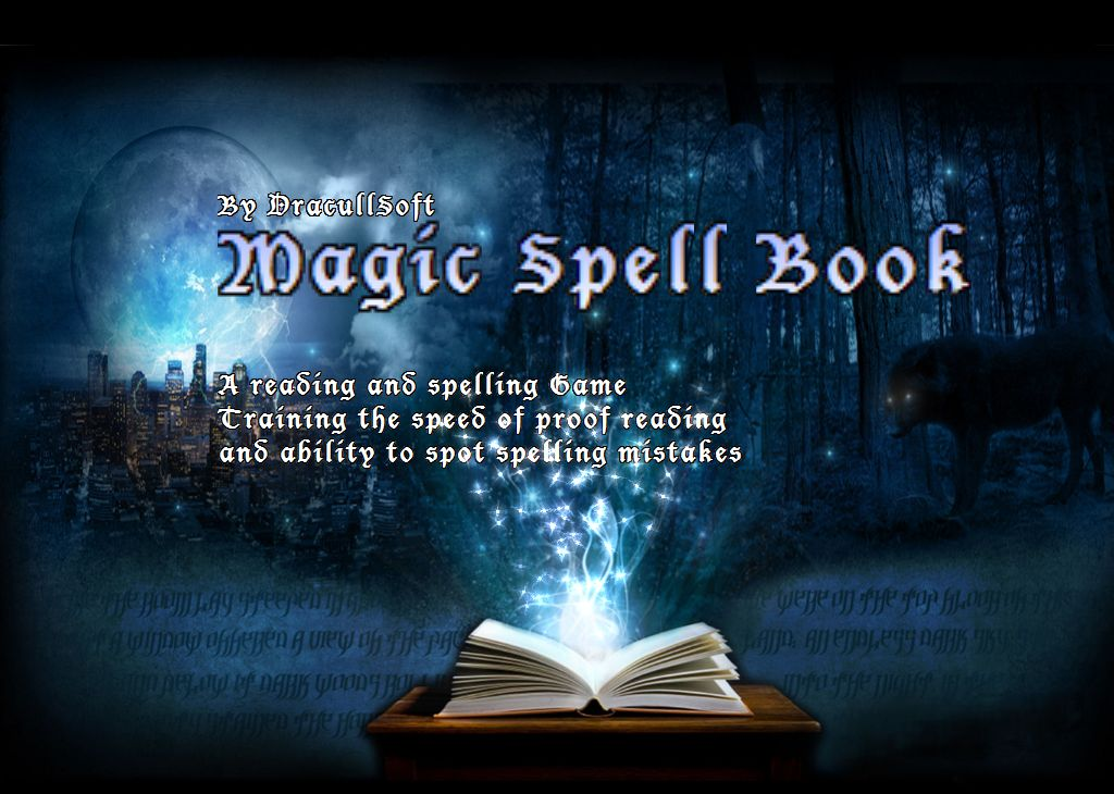 magic book game