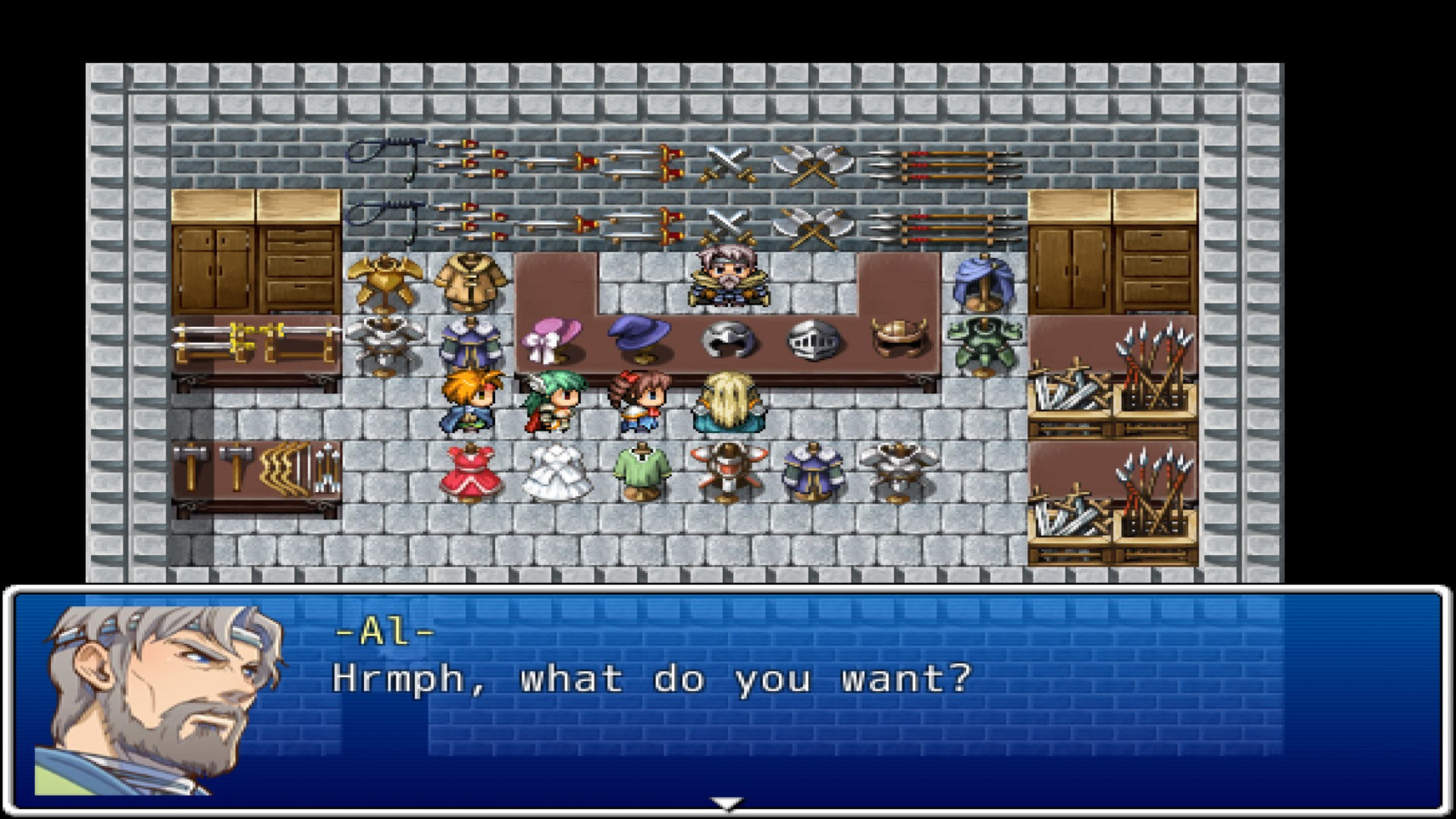 Screenshot Image Rpg Maker Vx Ace Indie Db