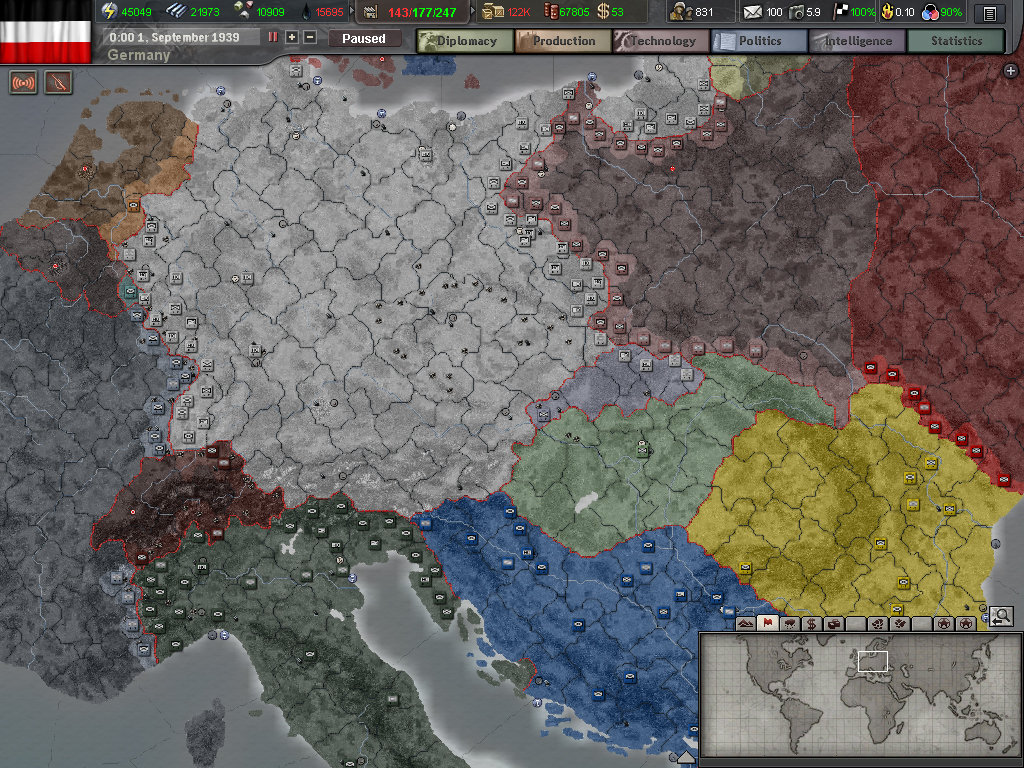 Hearts of iron iv release date in Wellington