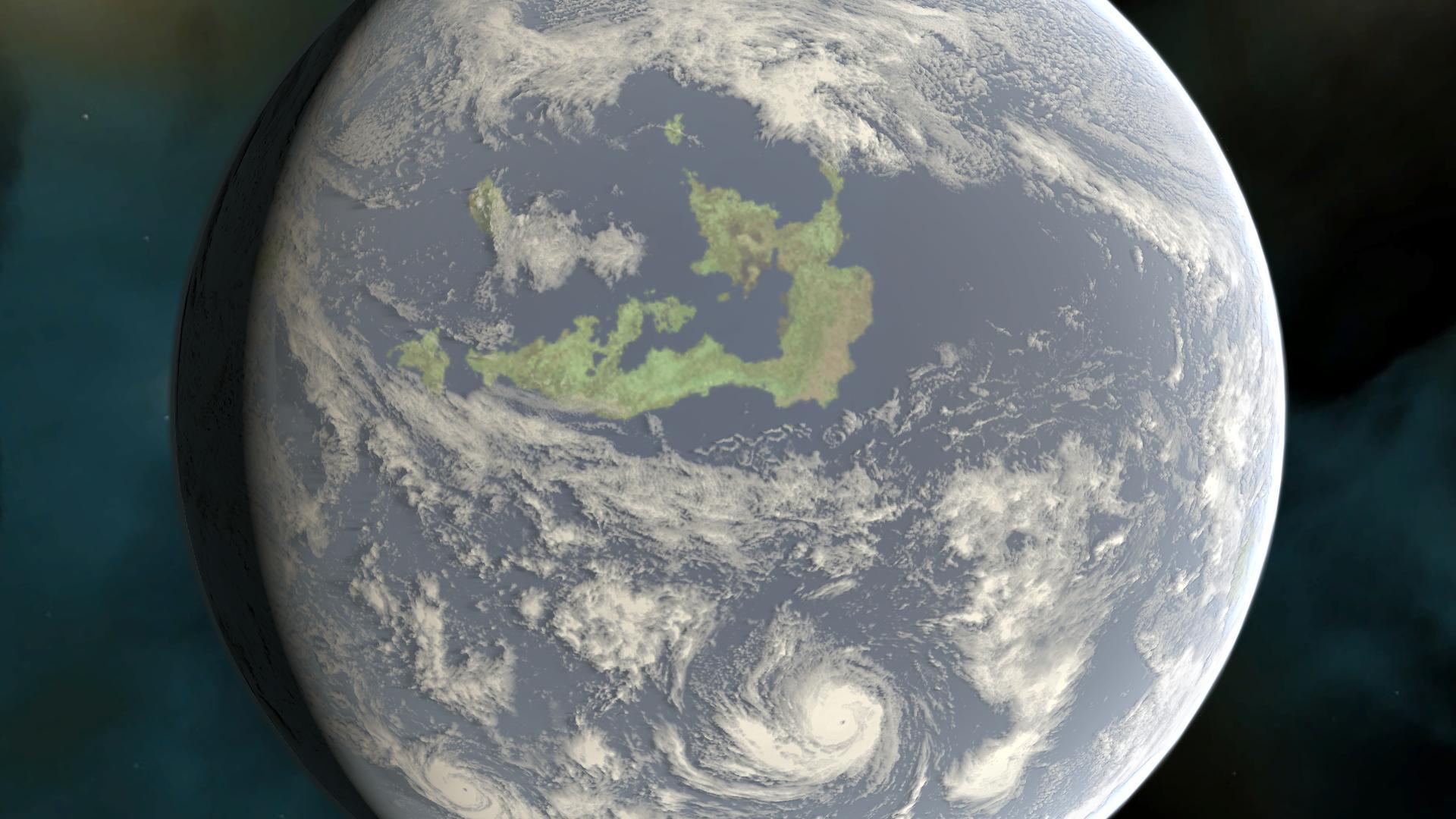 Planet vega