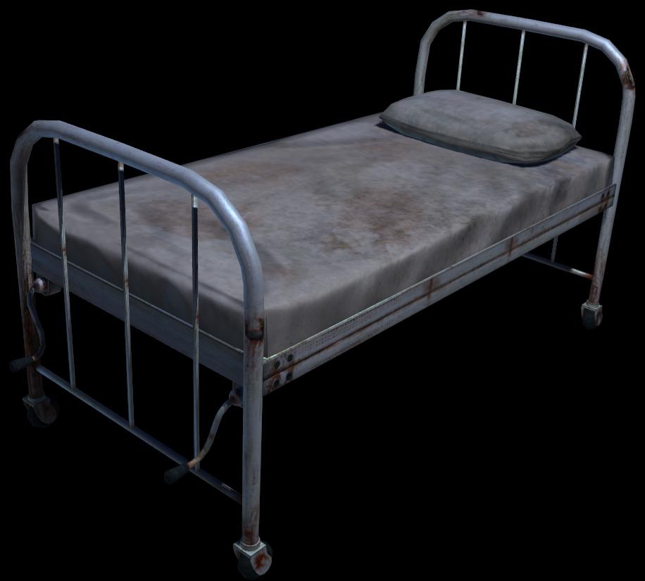 Hospital Beds For Asylum Image