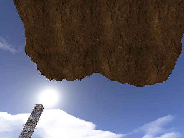 Under The Floating Island image - Platinum Arts Sandbox Free