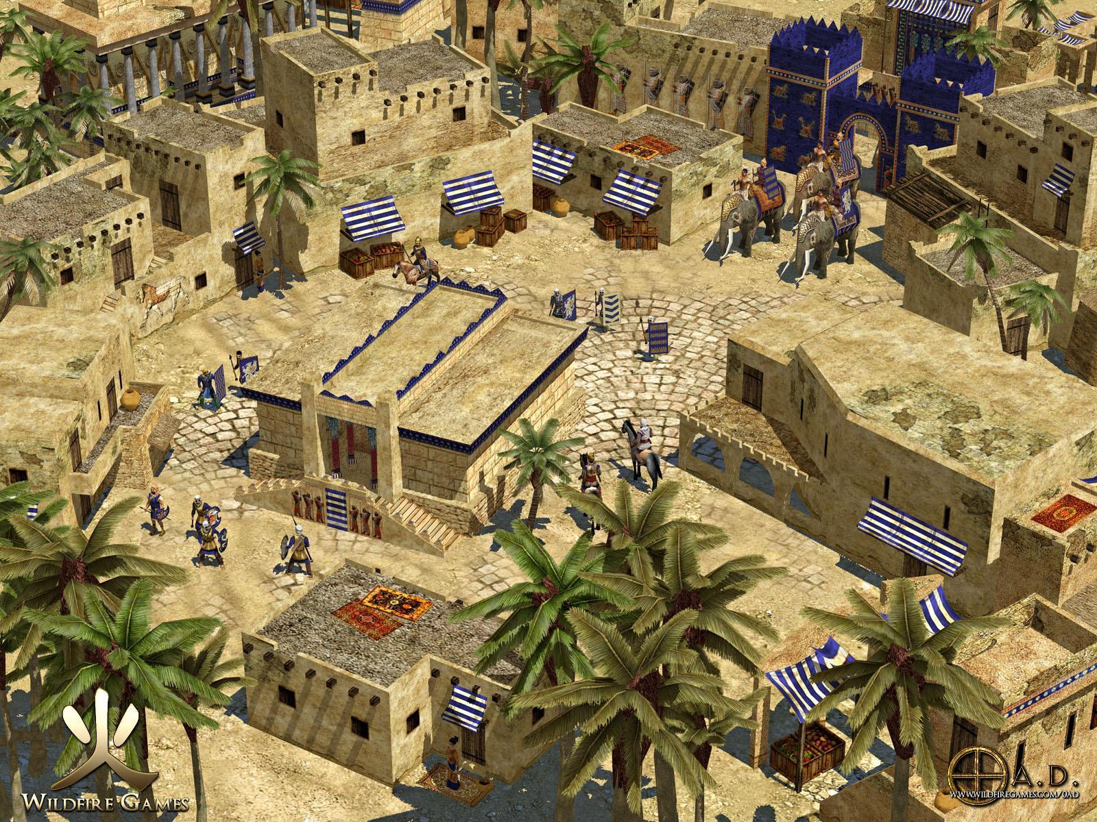 The Ancient City Image 0 A D Empires Ascendant Indie Db