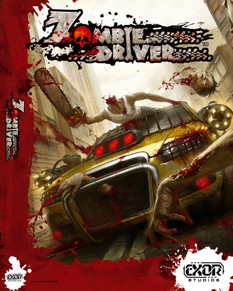 Zombie Driver Windows Game
