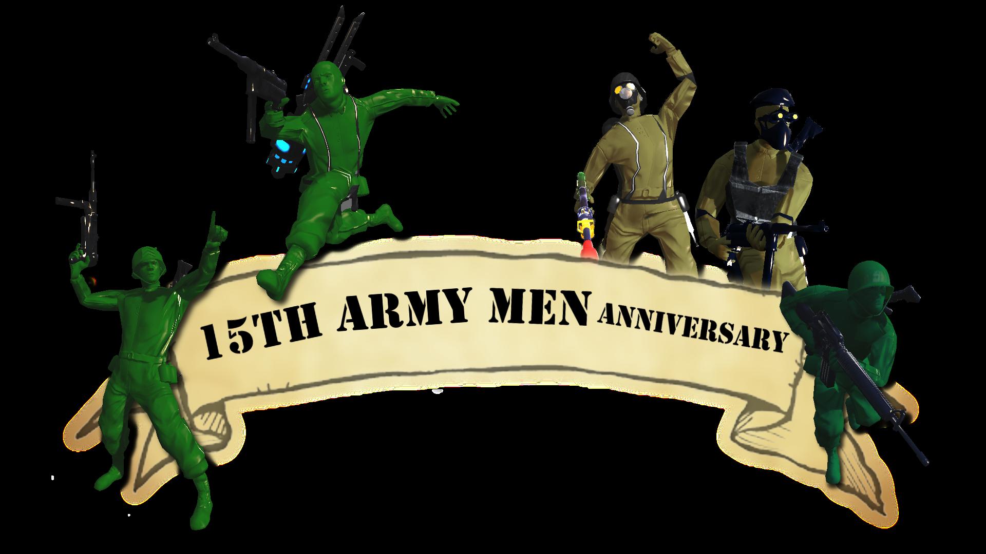 media 15th Anniversary of Army Men   Trailer Version   view originalArmy Men Png