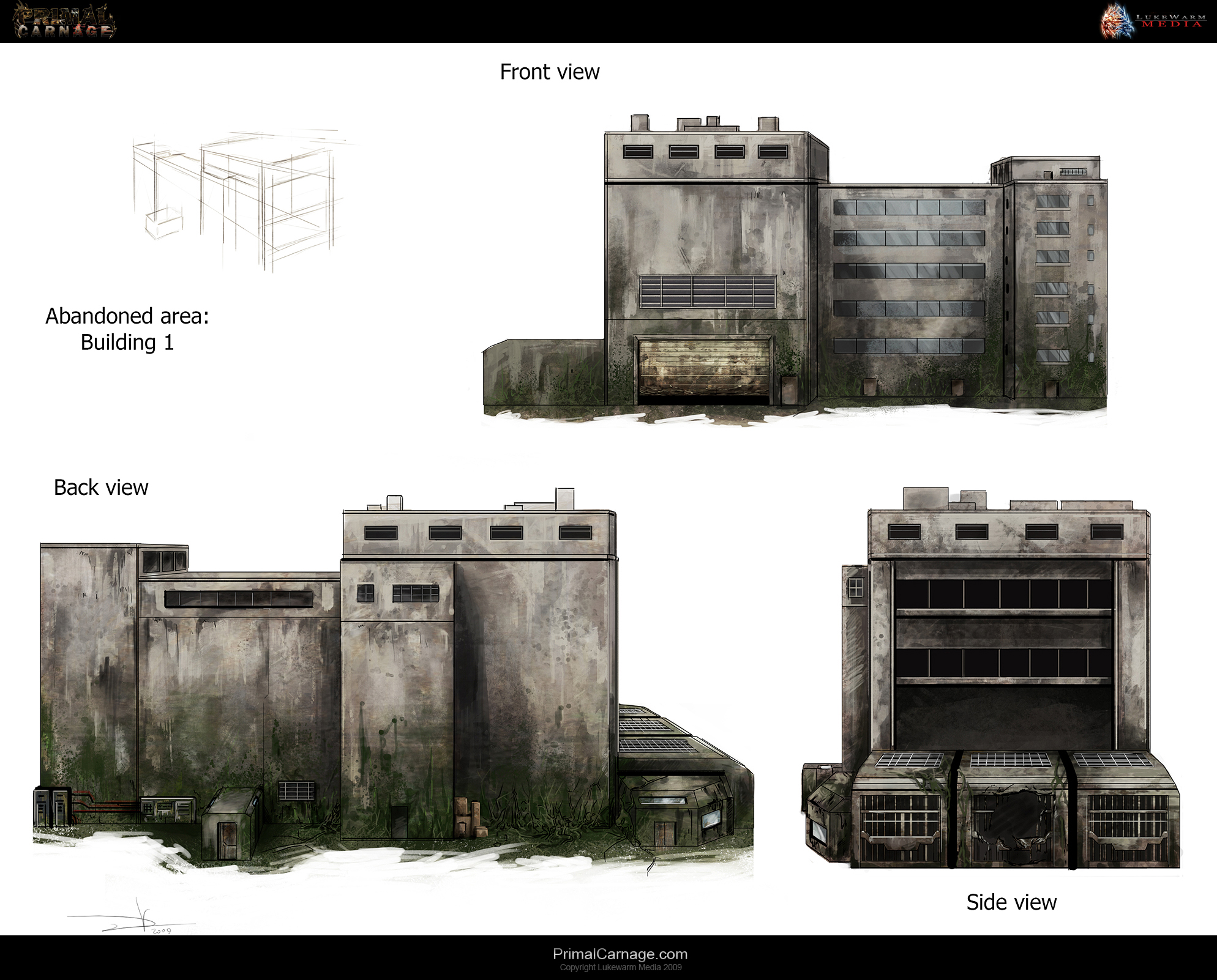 Game concept art building images Concept buildings