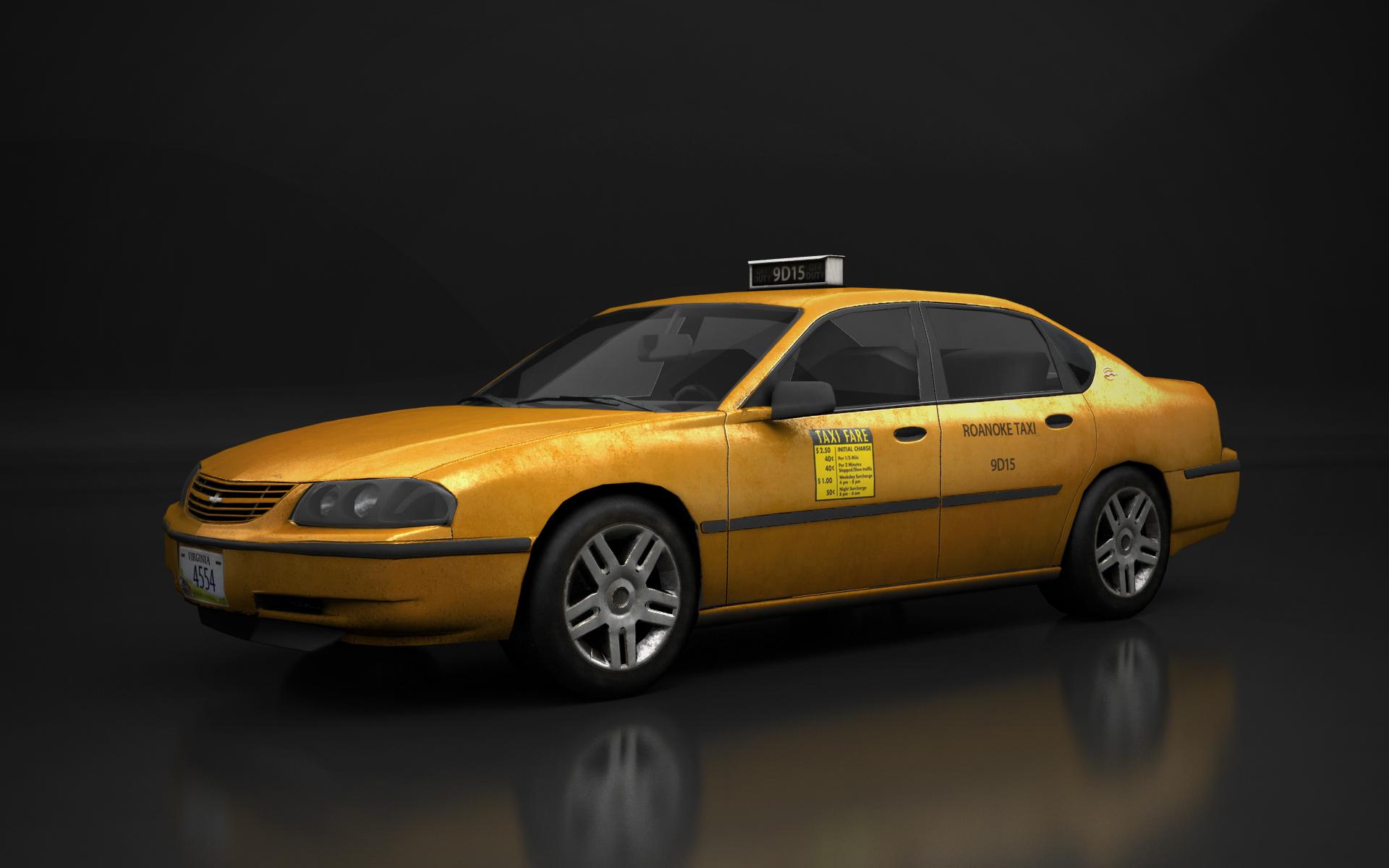 Taxi Cab Car Games