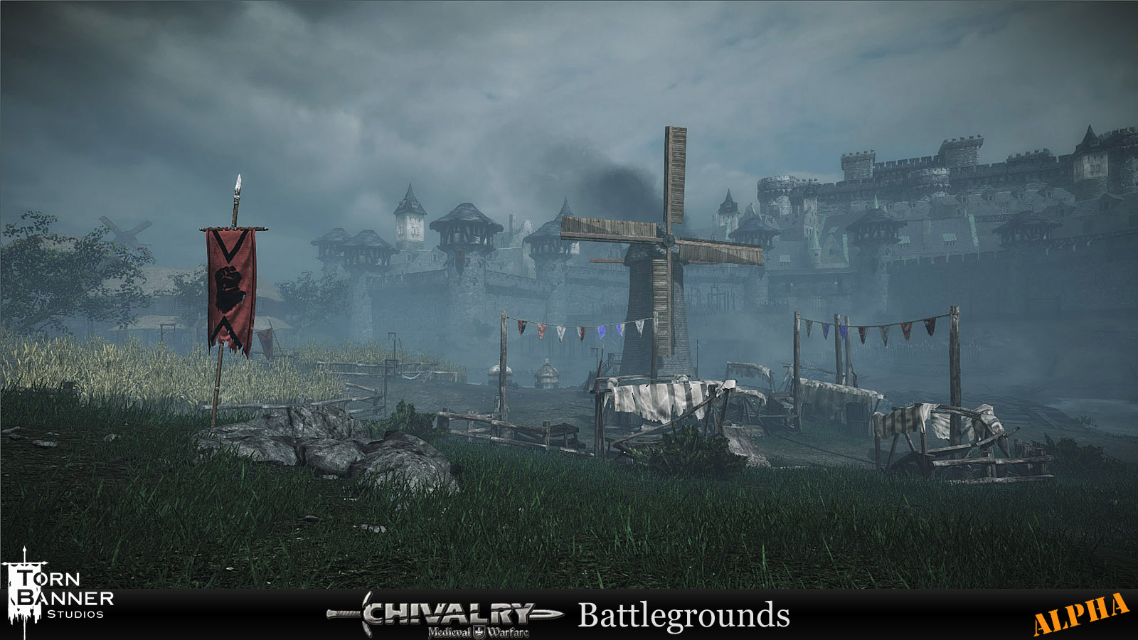 how to create a chivalry map