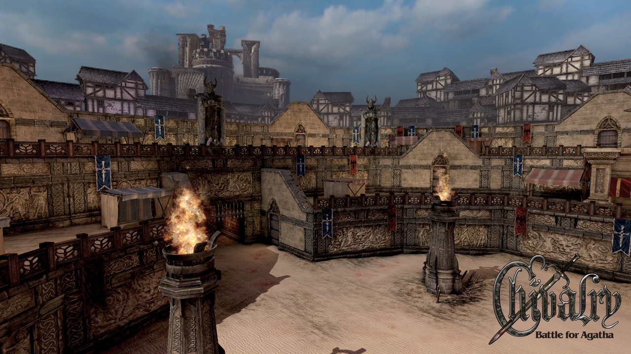 arena image - chivalry  medieval warfare