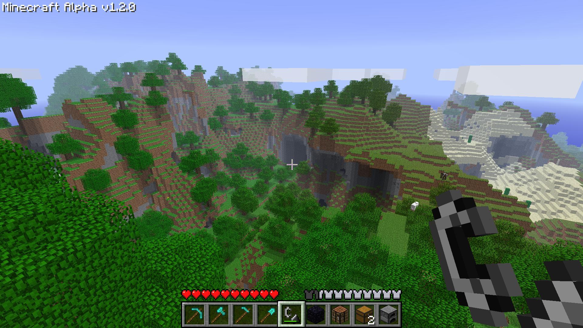 Nice Landscape Image Minecraft Indie Db