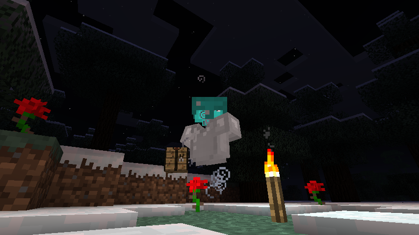 all potion effects in minecraft