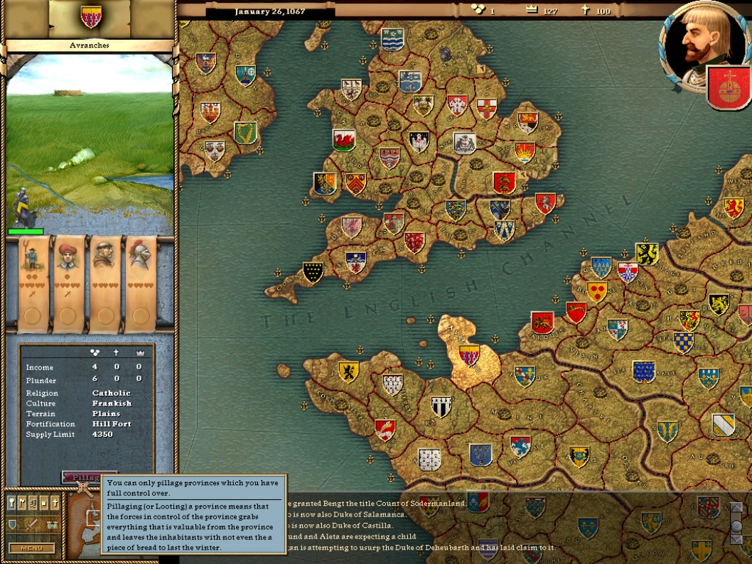 crusader kings screenshot image indie db