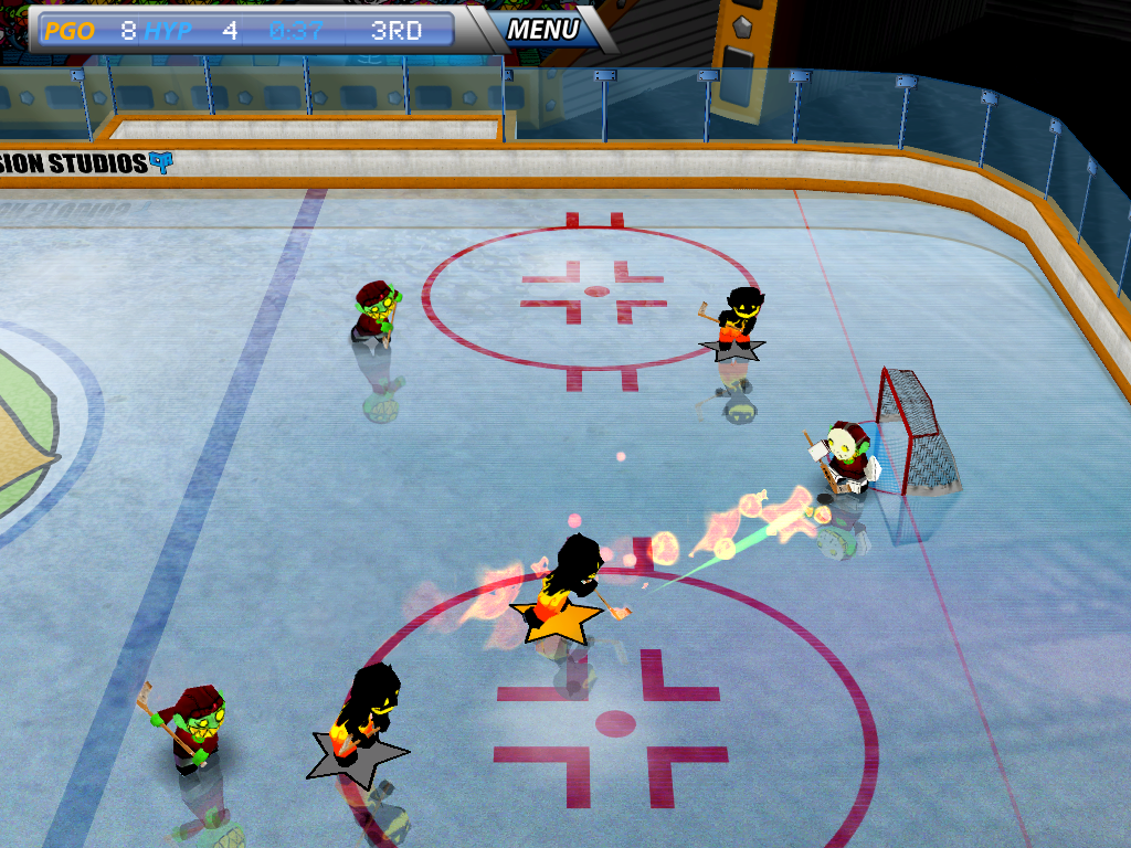 The Hockey Experiment Cover Art Screenshots Image Indie Db