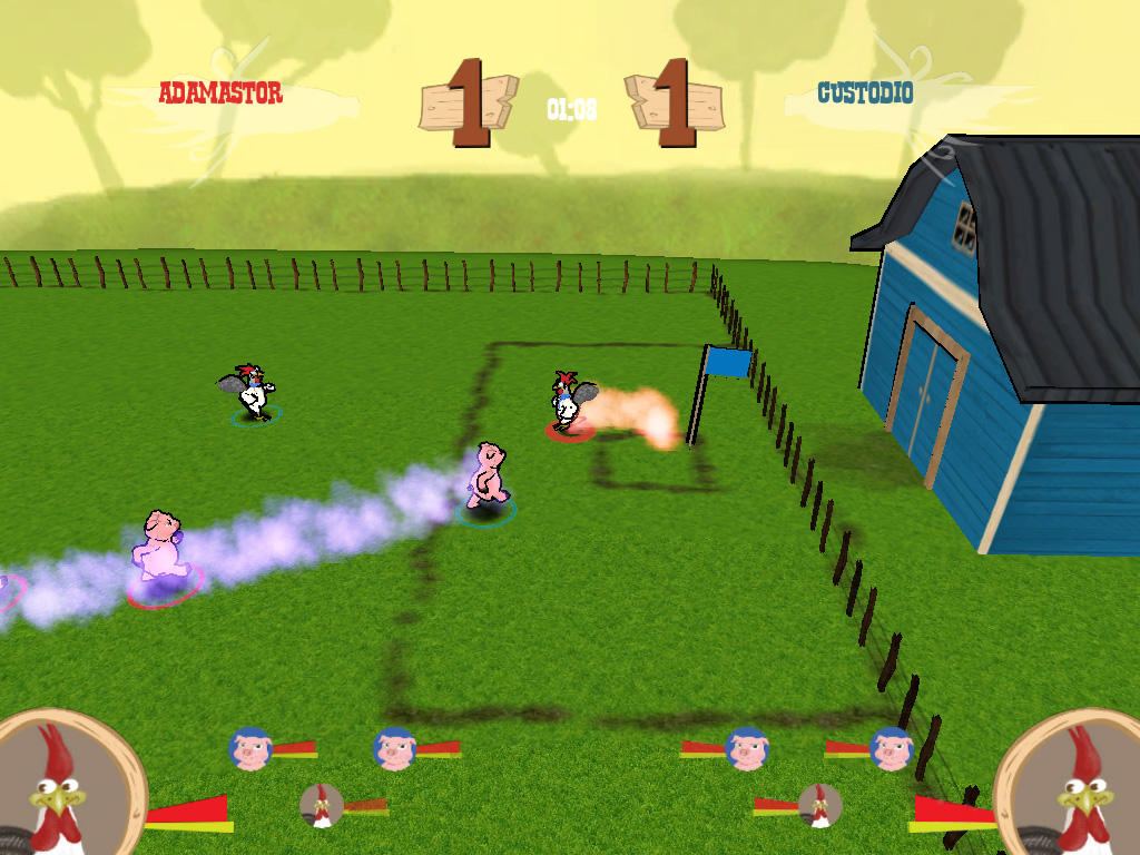 Ranch wars windows ios ipad wii game indie db for Db ranch