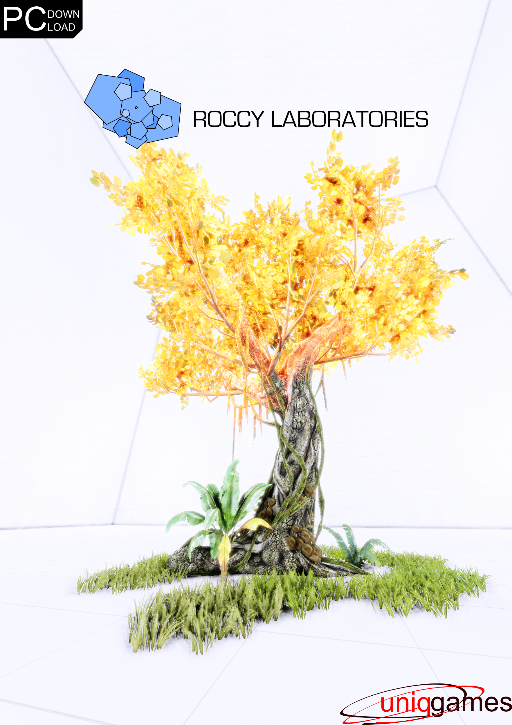 Roccy Labs Front Cover