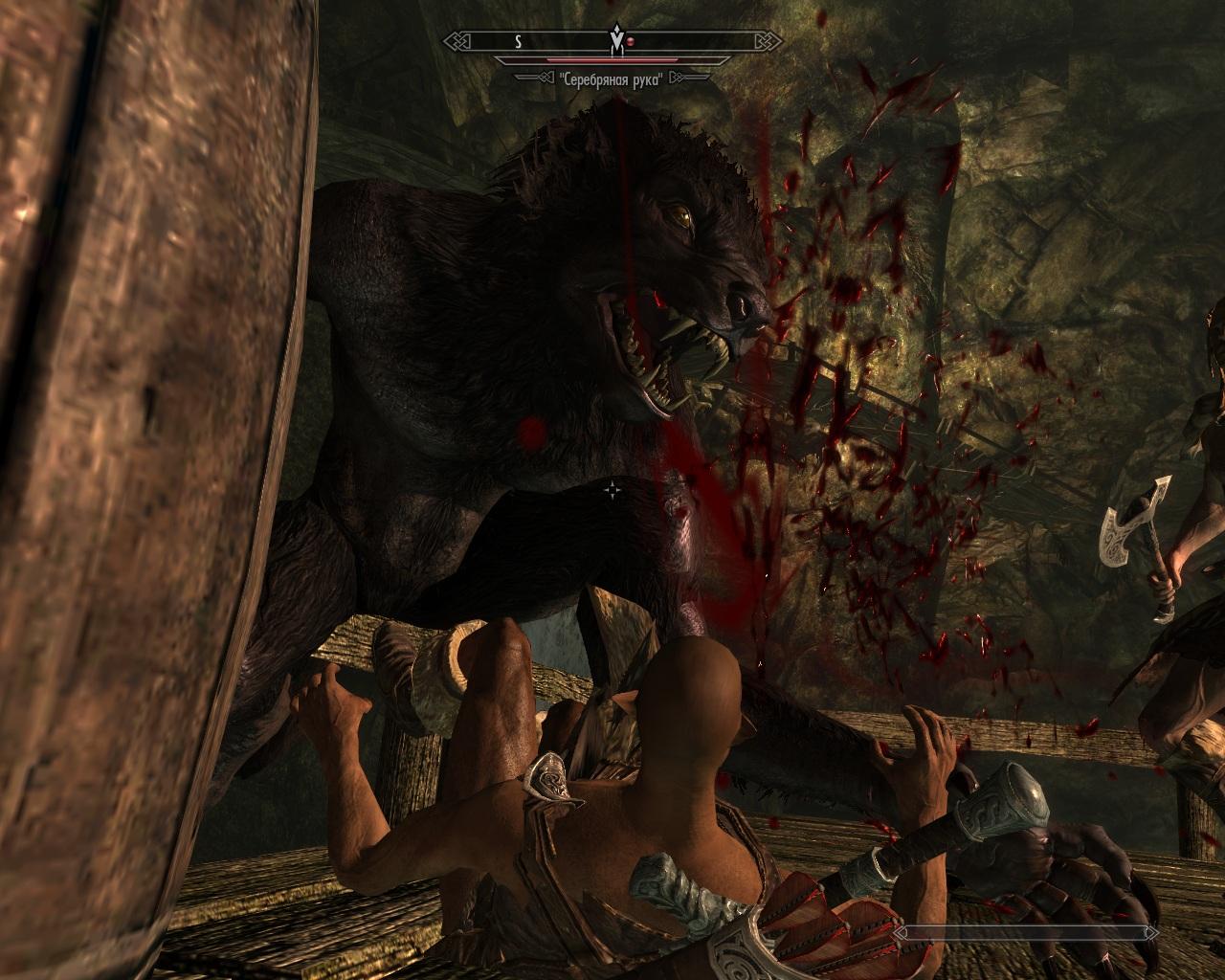 Werewolf image - Elder Scrolls V: Skyrim - Indie DB
