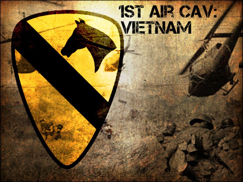 1st Air Cavalry Vietnam Pictures