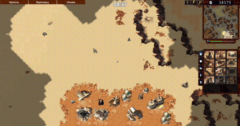 Dune 2000: gruntmods edition   gruntmods.