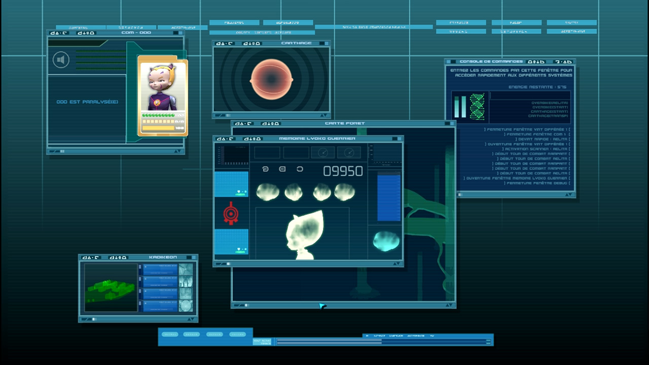code lyoko factory interface 4.7