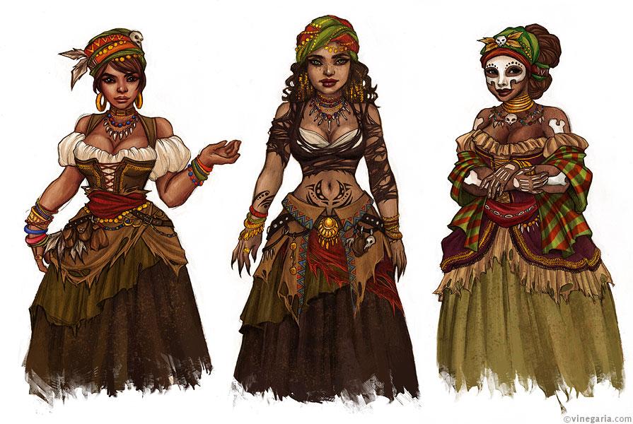 Vaudou Monkey Island Pirates Des Caraibes
