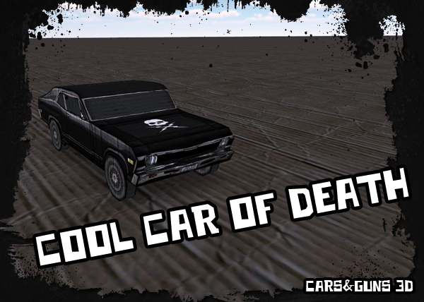 Cool Car Of Death Image Cars And Guns D Paper Cars Indie DB - Cool cars with guns