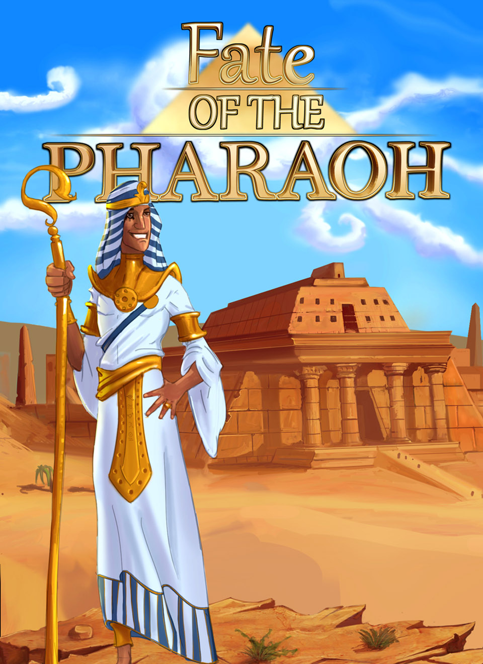 the role of the pharoah in