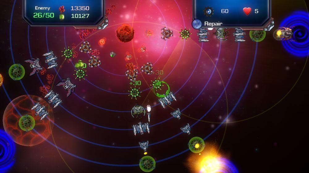 Sideral Defense Screenshot
