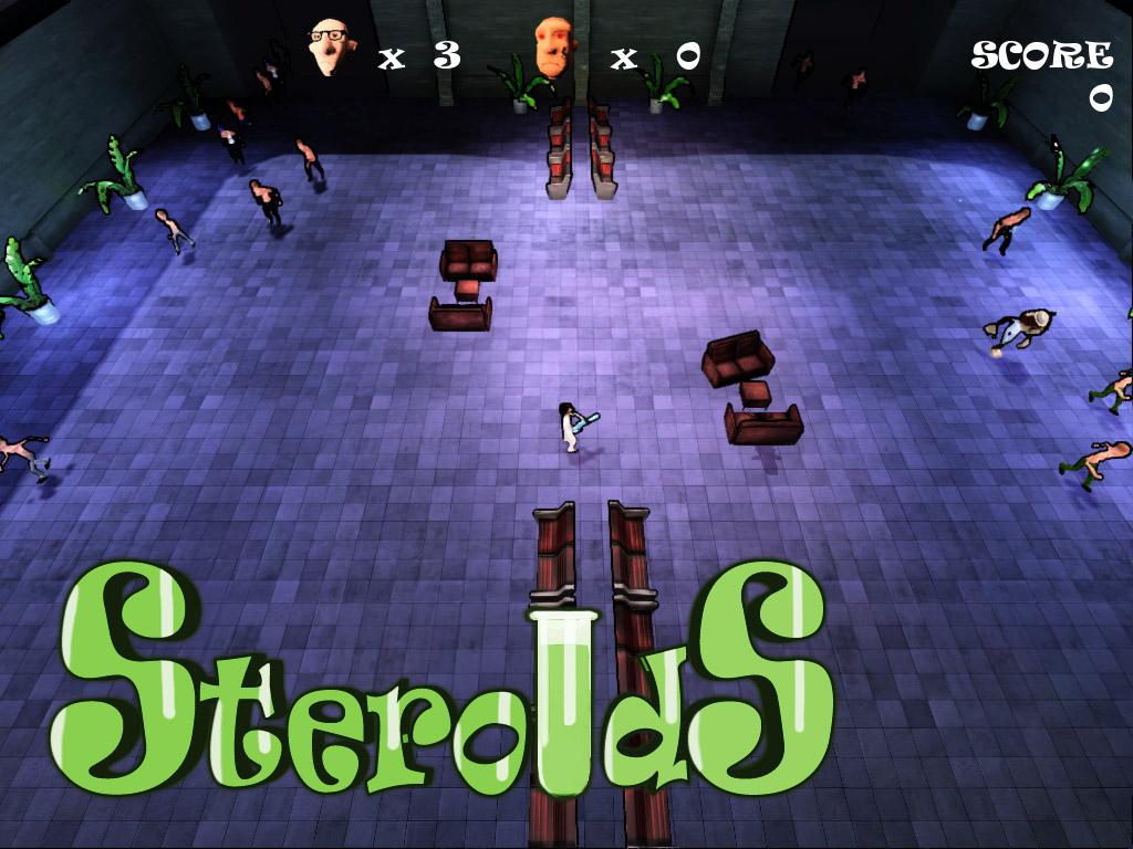 Steroids games jan van der heijden organon teknika