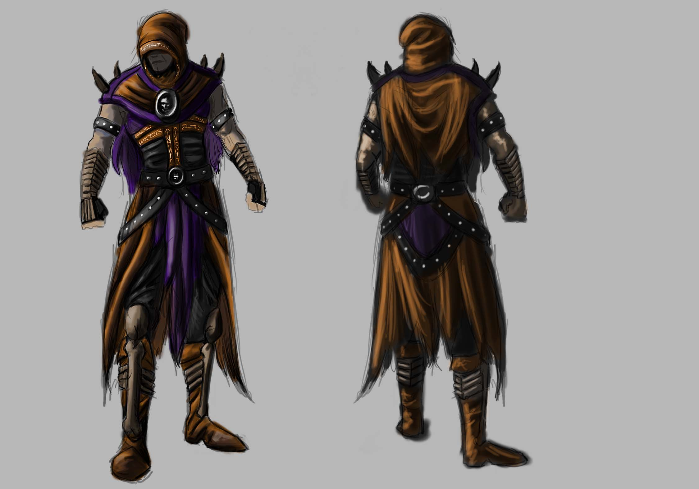 Necrotic Armor Light image - Renegade Medieval - Indie DB