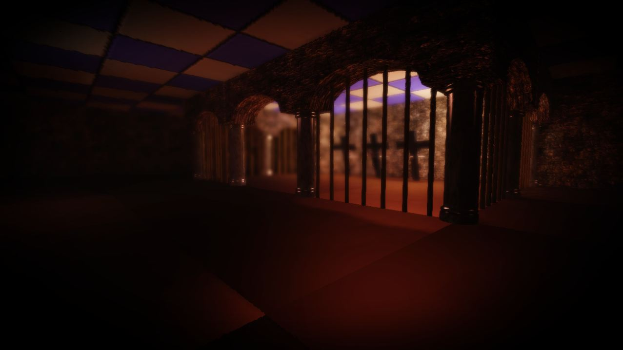 report rss the chapel dark basement and crosses view original