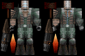 Issac Clarke Updated Skins Image Quake Space Indie Db
