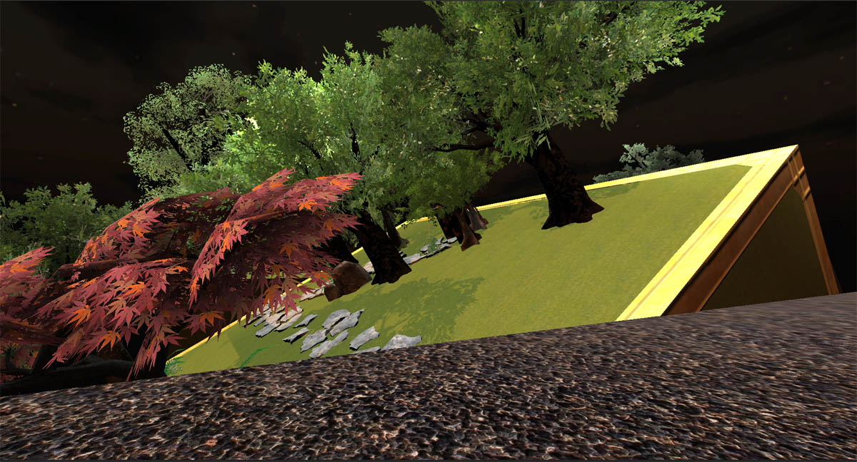Otherside - Another in-game screenshot from the first level