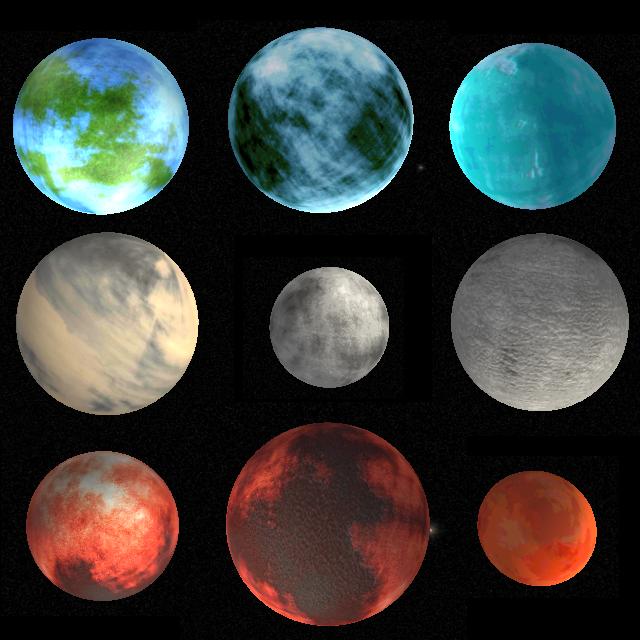 Planet Textures image - Solstice - Indie DB