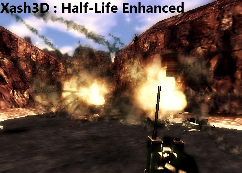Xash3D : Half-Life : Enhanced Windows game - Indie DB