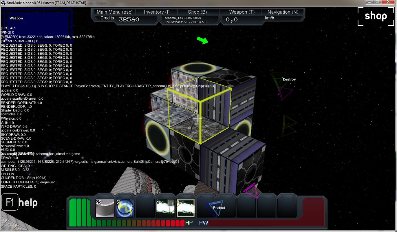 Starmade Build Block