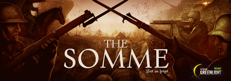 The Somme - WWI FPS