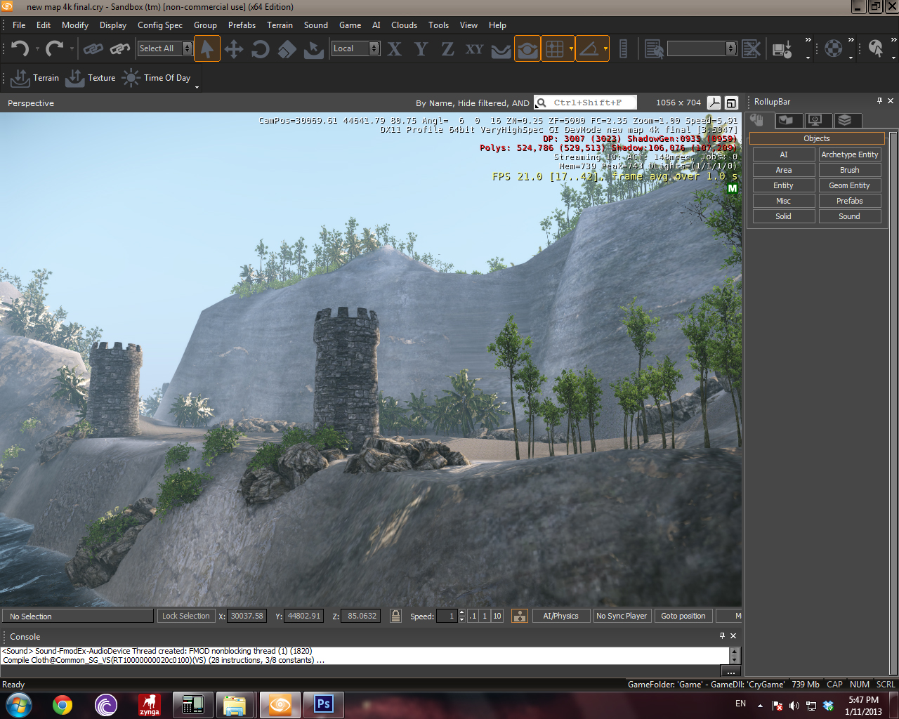 New engine new models new ideas cryengine 3 image for Cryengine 3 architecture