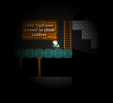 from the depths tutorial