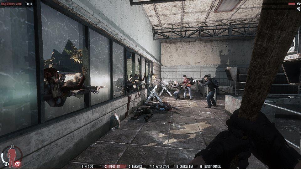 скачать через торрент игру The War Z через торрент - фото 9
