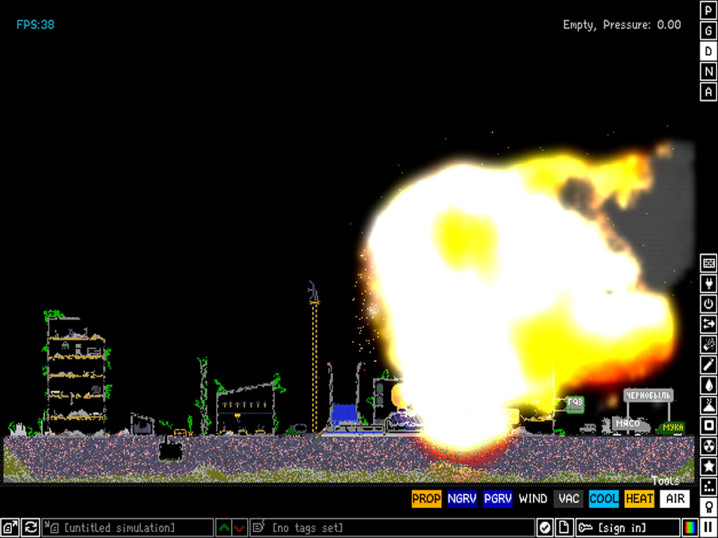 The Powder Toy Windows, Mac, Linux game - Indie DB