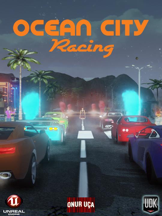 OCEAN CITY RACING Windows, Mac game