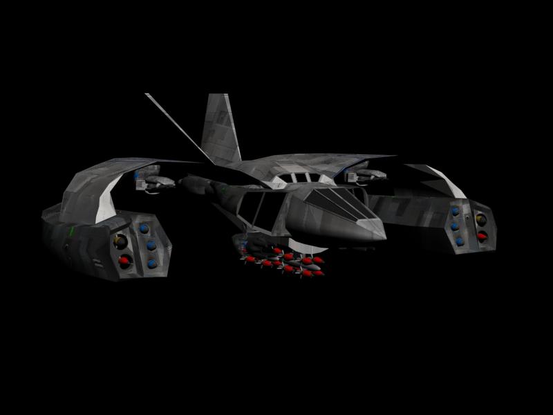 Model Showcase image - Hellbender: Ravaging ops - Indie DB