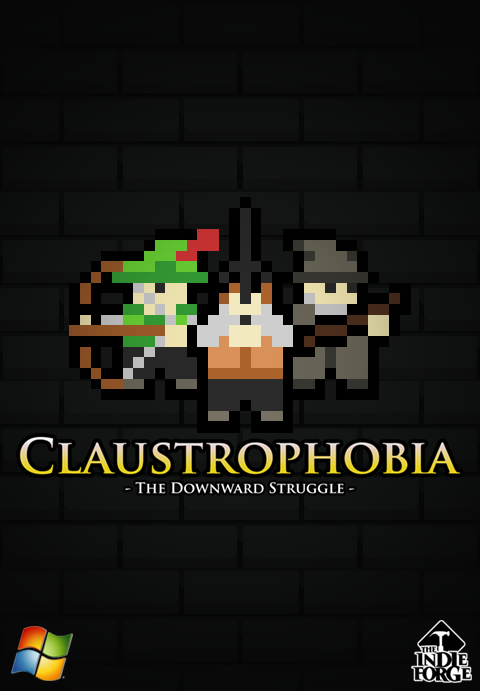 Claustrophobia: The Downward Struggle Windows game - Indie DB